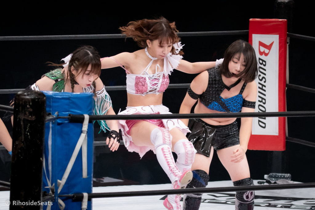 Riho on STARDOM Sendai 20201115 03