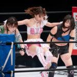 Riho on STARDOM Sendai 20201115 03
