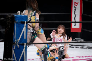Riho on STARDOM Sendai 20201115 05