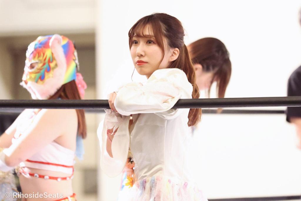 Riho on STARDOM Toyama 20201206 03