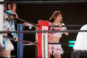 Riho on STARDOM Shimizu 20201219 01