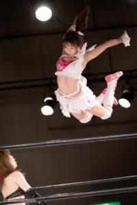 Riho on STARDOM Shimizu 20201219 03