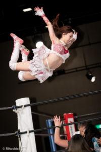 Riho on STARDOM Shimizu 20201219 05